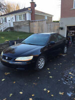 2002 Honda Accord SE Coupe (2 door)