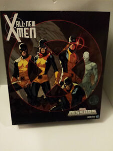 MARVEL LEGENDS ALL NEW X-MEN TOYS R US  EXCLUSIVE 5 PACK NEW