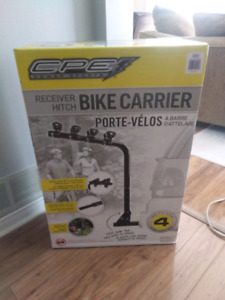 Receiver Hitch Bike Carrier Holds up to 4 Bikes