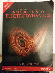 Introduction to Electrodynamics 4th edition (international)