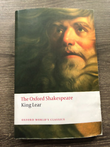 The Oxford Shakespeare King Lear - Oxford World's Classics