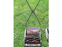 Randsom push lawn mower