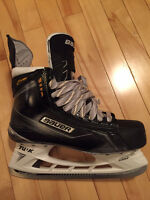 NEW BAUER TOTAL ONE MX3 SIZE 6.5 D