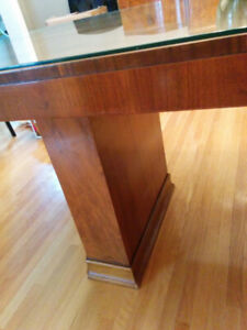 Art Deco table dining