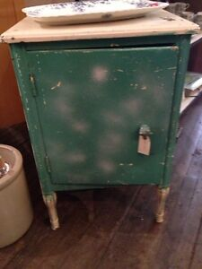 Urban Prairie Antiques  has lots of furniture!