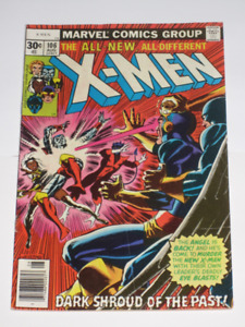 Marvel Comics Uncanny X-Men#106  comic book
