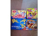 Brand new board games for kids