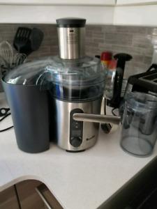 Breville BJE510XL multi speed juicer