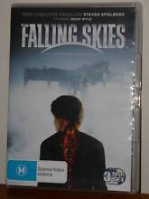 Falling Skies Season 1-3 dvds Officer Cardinia Area Preview