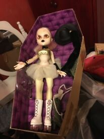 Living dead doll collectable £25 b on Avon.