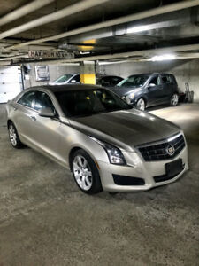 2014 Cadillac ATS - Excellent Condition, 37,000km & Fully Loaded