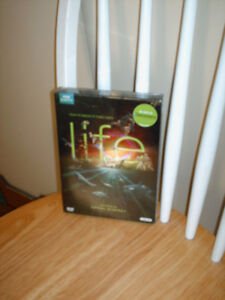 NEW-Life 4 Disc Set and Marty Stouffers Wild America 12 DVD Set