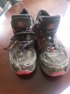 Women's Steel Toe Shoes S9