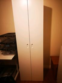 IKEA freestanding white wardrobe