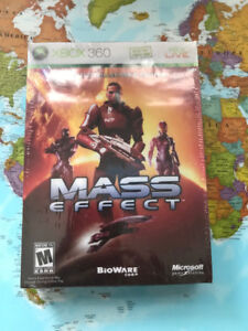 Mass Effect Limited Collector's Edition - unopened