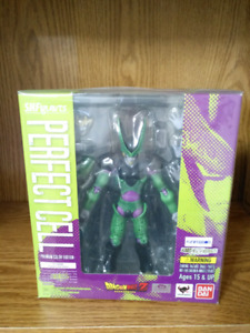 Figuarts Dragon Ball Perfect Cell unopened/MISB.