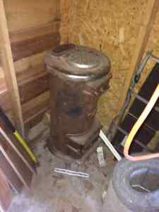 Acme pot belly stove Belleville Belleville Area image 1