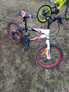 """18"""" bike"""