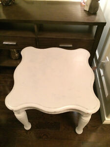 Beautiful Light Gray Coffee and End Table St. John's Newfoundland image 1