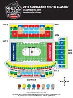 NHL 100 Classic Ottawa vs. Montreal Dec 16 - 2 tickets for sale!