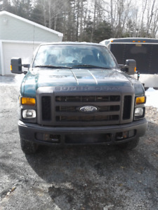 2009 FORD F 250 super duty
