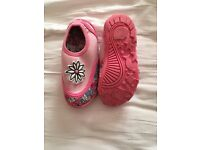 Kids Swim shoes size 7
