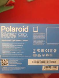 Instance polaroid cameras