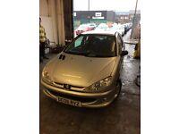 Peugeot 206!! 2006!! Cheap!! Bargain!!