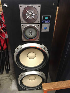 Vintage Sansui Unit Stereo System REDUCED