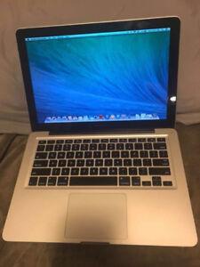 "Selling Mid-2012 MacBook Pro 13"" 2.5Ghz 4GB RAM 500GB HDD"