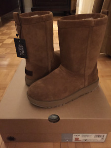 Uggs - Waterproof - Chestnut Color - Size 7 - BRAND NEW
