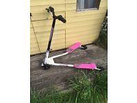 Flicker & scooter