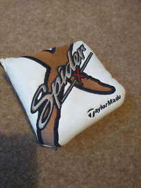 Taylormade spider head cover