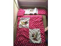 Personalised Imogen cot bedding