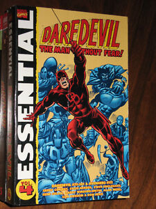 ESSENTIAL DAREDEVIL VOL. 4-5 MARVEL COMICS