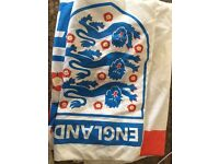 England single bed sheet n pillow cover
