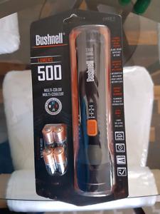 Lampe de poche Bushnell TRKR T500L