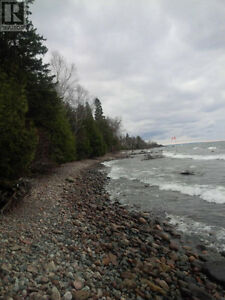 Sault Ste. Marie - 3 contiguous waterfront lots - Red Rock