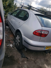 Breaking spares parts seat leon mk1 stdi 2003 roof racks towbar 5 door