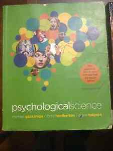 Psychological science fourth edition