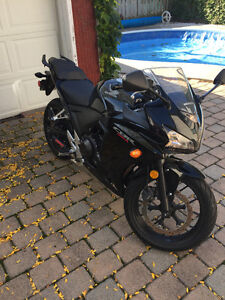 Honda CBR500r Kingston Kingston Area image 1
