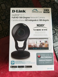 BNEW D-LINK FULL HD 180 DEGREE NETWORK CAMERA