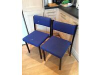 2 X Chairs - office/Home use