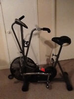 Bicycle d'exercice Schwinn Airdyne
