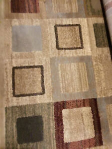 Area Rug 8 X 10 feet Excellent condition