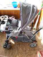 Sit & Stand Double Stroller ($50 OBO)