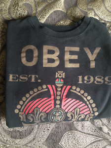 Obey and Primitive Sweaters