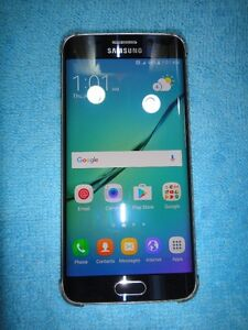 Samsung S6 EDGE 64gb Rogers or TRADE for...