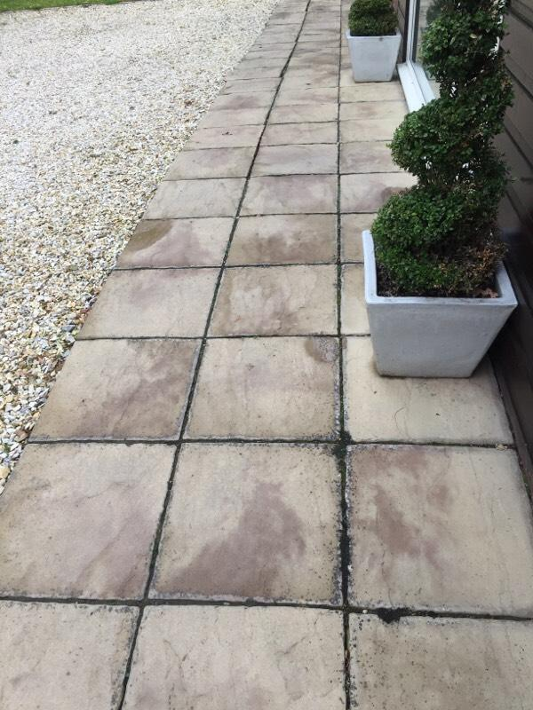 130 concrete paving slabs in york north yorkshire gumtree for Cleaning concrete patio slabs