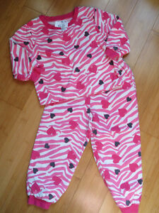 Girls PJ's - Size 3 London Ontario image 3